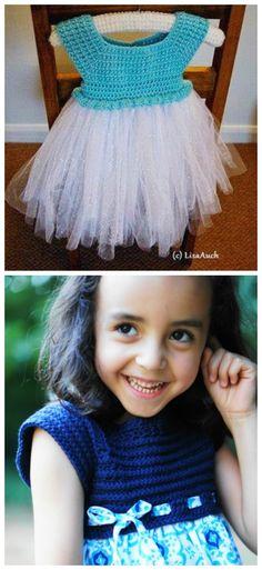 DIY Crochet Tutu Dress Bodice Free Patterns Diy Crochet Tutu Dress, Crochet Costumes, Crochet Dresses, Baby Costumes, Skirt Images, Dress Images, Crochet Star Stitch, Frozen Crochet, Frozen Tutu Dress