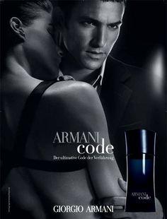 Armani Code Man by Giorgio Armani.