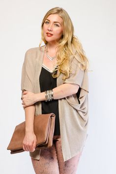 Must Have Knit Cardigan