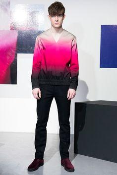Jonathan Saunders AW13 Menswear Collection