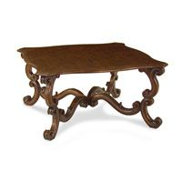 John Richard Rafael Dining Table in Medium Wood EUR-10-0007 | Lighting New York