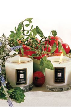 Fresh & clean scents from Jo Malone.