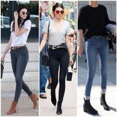 Bota e Jeans: A Dupla Perfeita para o Outono / Inverno