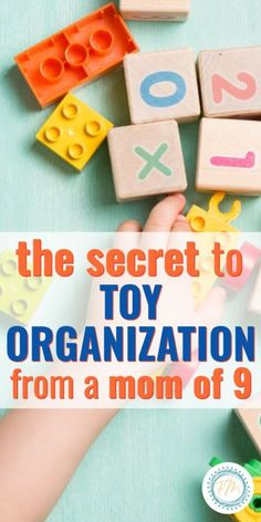 Moms, find out the secret of how to organize toys. Many times when you look into the toy box, you find all kinds of things plus the toys! It's time to fix that! Get those toys organized, decluttered, and in their place, and all of the other objects in their place. Grab the FREE printable and follow these four easy tips to achieve a simple toy organization in your home! // The Freedom Moms -- #toyorganization #toys #organization #organize #declutter #freeprintable Toy Organization, Organizing Tips, Act For Kids, Finding True Love, Declutter Your Home, Best Blogs, Toy Boxes, New Toys, Clean House