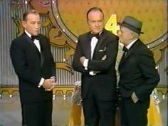 ▶ Bing Crosby, Bob Hope, & Jimmy Durante - Happy Birthday Hollywood Palace - YouTube