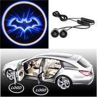 Specification:   Type: Car door LED welcome laser projector shadow light (Batman) Material: Aluminum