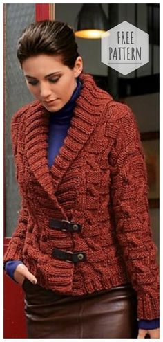 592 - Short Jacket : Ravelry: 592 - Short Jacket by Bergère de France Knitting Stitches, Knitting Patterns Free, Knit Patterns, Baby Knitting, Free Pattern, Vogue Patterns, Vintage Patterns, Vintage Sewing, Sewing Patterns