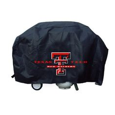Texas Tech Red Raiders NCAA Deluxe Grill Cover