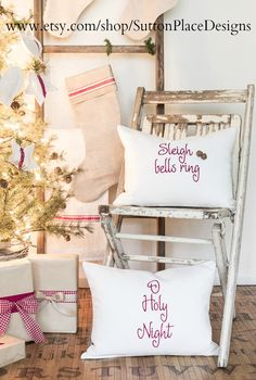 Christmas 2013 items are now in stock at Sutton Place Designs!