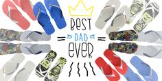 The Flip Flop Guide For Every Kind of Dad
