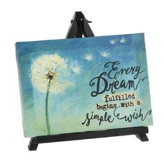 """Every Dream fulfilled begins with a simple Wish""  What are you wishes that are leading to action that are leading to a dream fulfilled??  Inspire that soon to be graduate in your world with this great gift!"