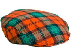 7de24e2be8777 Stand out on the course with our classic tartan golf cap from the home of  golf