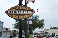 Historic Downtown Kissimmee Main Street - Things To Do - Experience Kissimmee - Orlando Florida Area - Fun Family Events - Kissimmee