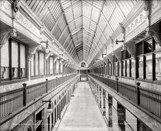 Colonial Arcade, Cleveland: 1900