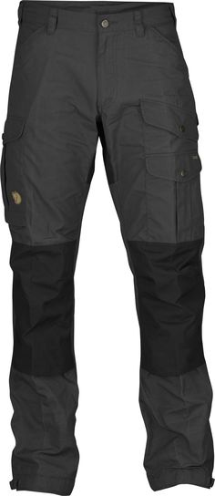 Trekking Trousers Details and Sizing Perhaps the world's most commonly used outdoor trousers. A hardwearing classic for active use in forests and fields, and a favourite among experienced mountain peo