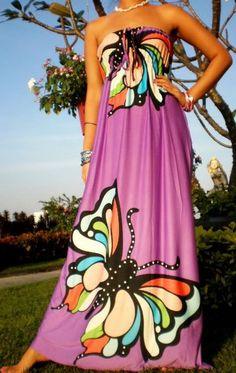 Maternity maxi dress size 22