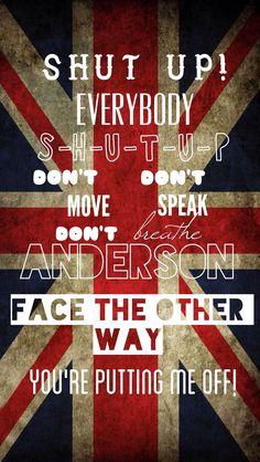 EVERYBODY JUST SHUT UP!