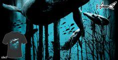 Magliette+Whale+Forest+-+Disegnato+da+:+Anthony+Aves