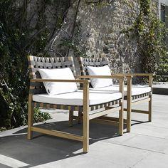 vis a vis outdoor table. the perfect outdoor table to entertain, Terrassen deko