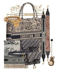 Just so you know, here's a litre of what you can expect from upcoming Cruise 2019 collection? I'm not greedy, I just want that waist bag. And a sling. Maybe the scarf too. - DIY and Crafts Luxury Bags, Luxury Handbags, Cute Purses, Purses And Bags, Christian Dior Bags, Cristian Dior, Dior Shoes, Shoes Heels, Cute Handbags