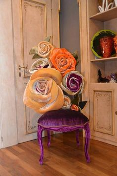 moebel selbstgemacht Arts And Crafts Office Furniture Key: 9442316850 Unusual Furniture, Funky Furniture, Classic Furniture, Home Decor Furniture, Cheap Furniture, Furniture Makeover, Painted Furniture, Furniture Design, Office Furniture