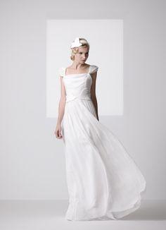 Collection I robe de mariée Gueule d'Ange