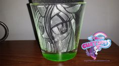 Chrysalis 2 engraved glass by angel99percent.deviantart.com on @DeviantArt