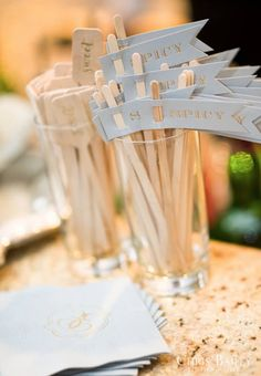 day of items from elise + evans wedding | designed by papellerie | photos by chris bailey photography | planning by sydney mafrige of keely thorne events