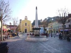 Place du Pradet, the town square that I spent many summers in when I was visiting my uncle Bernard and Aunt Paulette.