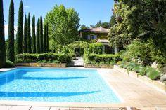 Una bella piscina...