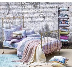 #sleepinsundays adult version with our @abccarpetandhome #cocreate bedding #eskayel #bedding #galaxy