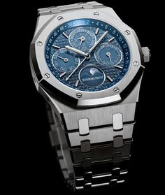 1080524b430 Master Horologer  Audemars Piguet - The New Royal Oak Perpetual Calendar  Big Watches