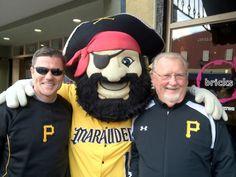 Realize Bradenton & Pitsburgh Pirates team up for the Pep Rally on historic Main Street in downtown Bradenton.
