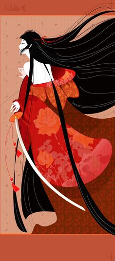 Japanese_girl1 by Fedotik