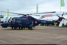 Westland WG-13 Lynx Mk80 - Denmark - Navy   Aviation Photo #4068761   Airliners.net