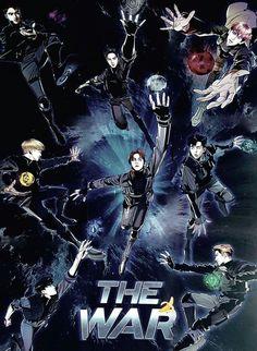 EXO #TheWar