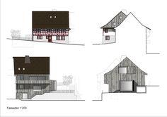 Renovation House Lendenmann,Elevation