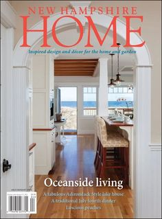 New Hampshire Home Magazine - July/August 2012