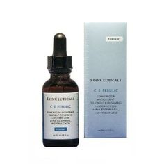SkinCeuticals C E Ferulic: rated best anti-aging serum. We'll see. It's time.