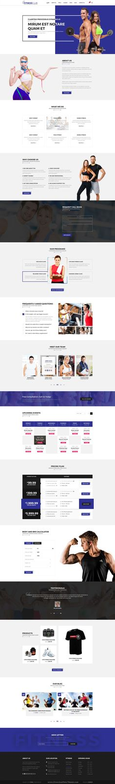 Rent It - Car Rental Management PSD Theme Web - Design - rental management template