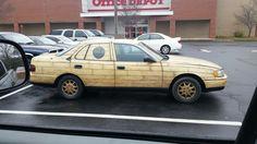Bad worst funny or ugly ricer car mod body kit rod fail   bad car paint job