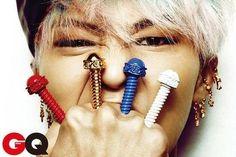 Big Bang's G Dragon