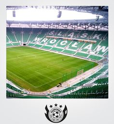 Stadion Miejski (Wrocław)   Wrocław   Club: Śląsk Wrocław   Zuschauer: 42.771