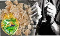 BLOG DO MARKINHOS: PM prende traficante e usuário de drogas no centro...