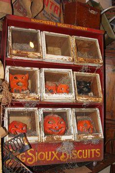 Ms. Mac's Antiques: October Sale Photos