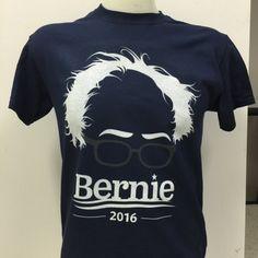 Bernie Sanders shirt by OriginalColonyTees on Etsy