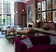 BELLE VIVIR: Interior Design Blog | Lifestyle | Home Decor: Crosby Street Hotel in New York City