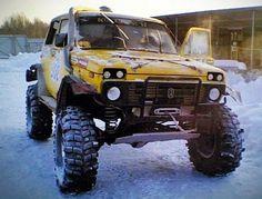 Lada Niva offroad by MRock91