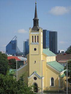 Tallinn. Jaani kirik