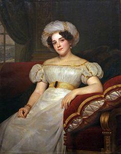 1821 Natalia Ivanovna Galitzina, née Countess Apraxin by ?